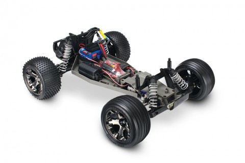 Traxxas Rustler Bandit chassis